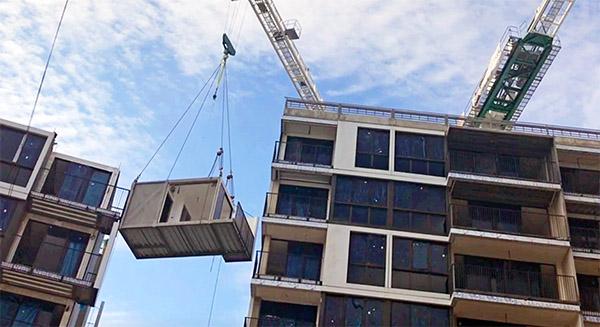 Modular Integrated Construction Buildings Department